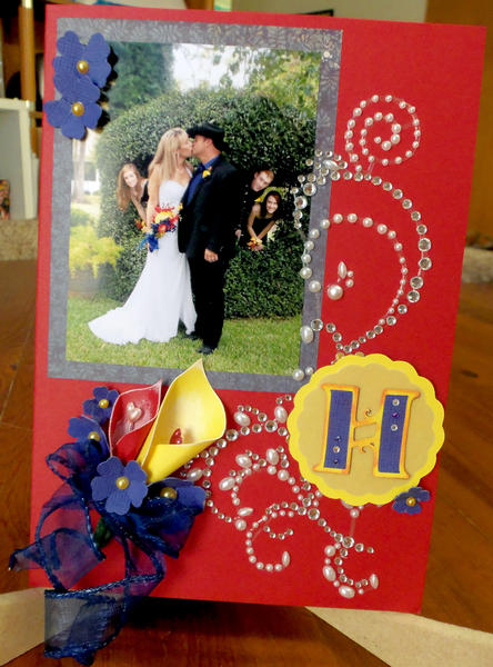 Wedding Custom DVD/CD Case