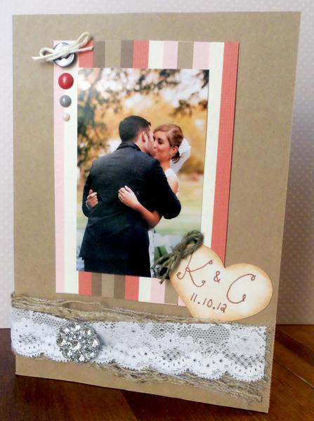 Country Chic Wedding [Custom DVD/CD Case]