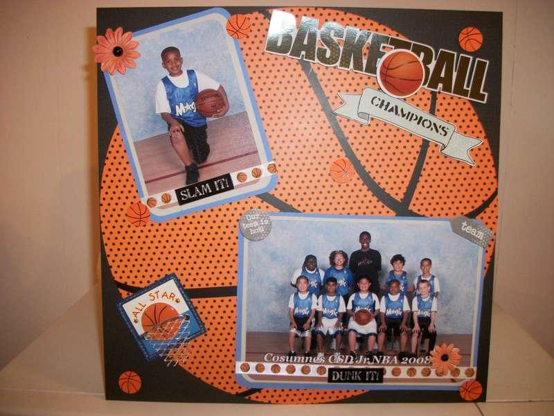 basketball #2