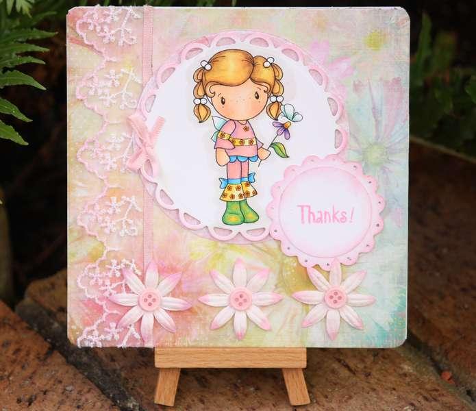 Butterfly Birgitta's Lacey Thanks
