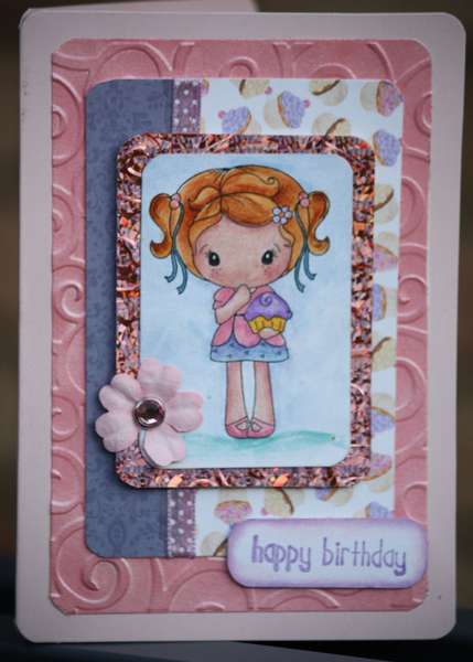 Kiki Cupcake Birthday