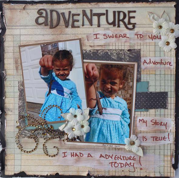 Adventure * Swirlydoos*