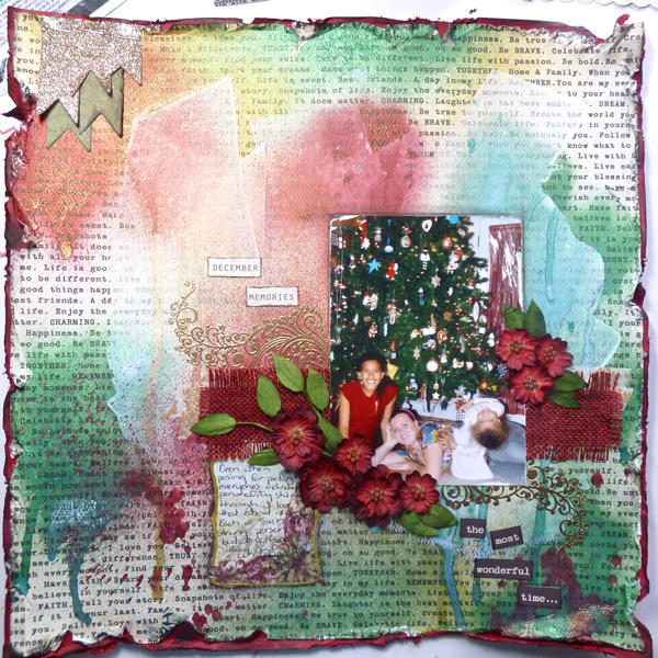 December Memories   *Flying Unicorn*