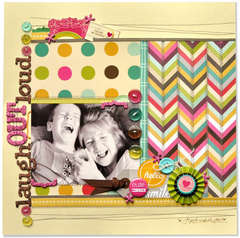 Laugh Out Loud *American Crafts*