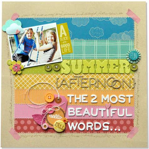 Summer Afternoon *American Crafts*