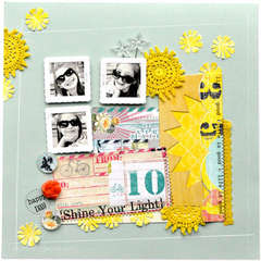 Shine Your Light *SRM Stickers*