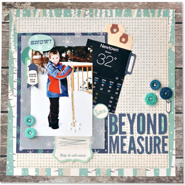 Beyond Measure *October Afternoon*