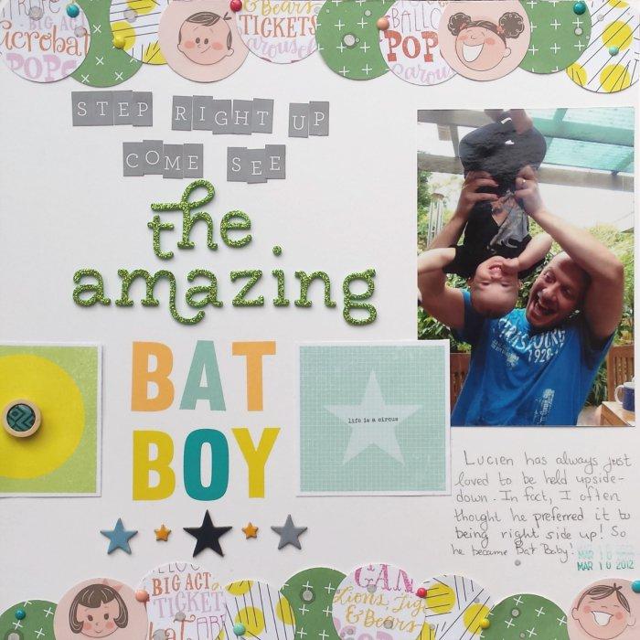 Amazing Bat Boy