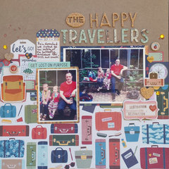 The Happy Travellers