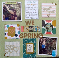 We Heart Spring