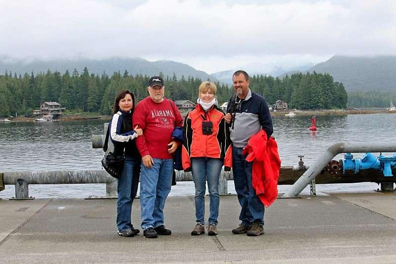 Family Cruise to Alaska