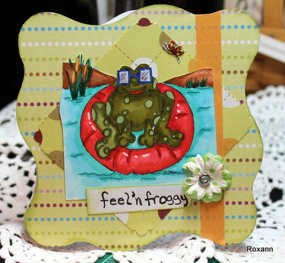 Feel'n Froggy
