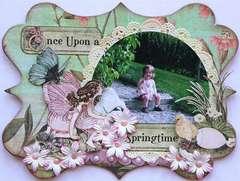 Once Upon a Springtime *CS sketch*