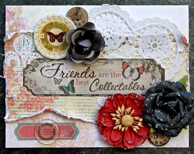 Friends (C'est Magnifique kit)