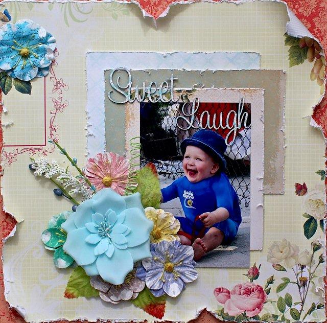 Sweet Laugh (C'est Magnifique kit)