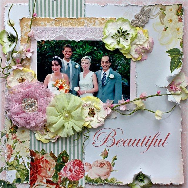 Beautiful (C'est Magnifique kit)