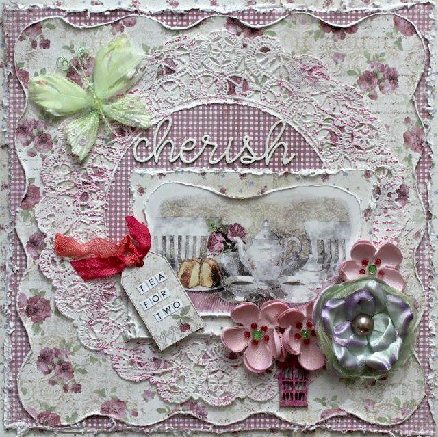 Cherish (C'est Magnifique kit)
