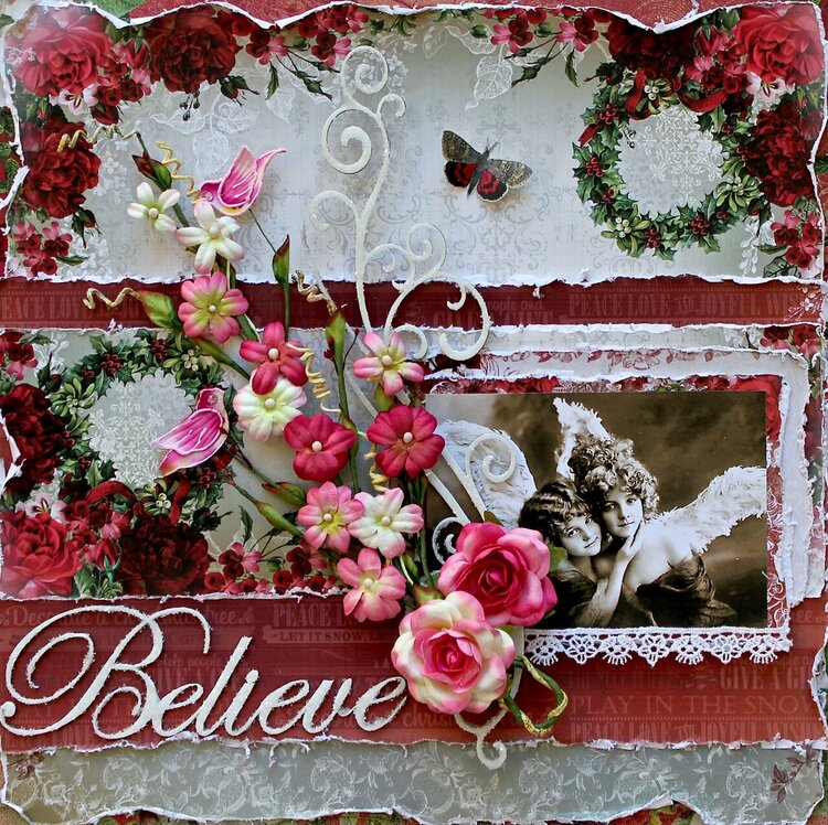 Believe (Dusty Attic/ Meg's Garden)