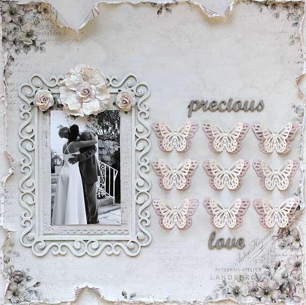 Precious Love *Creative Scrappers/Pion Design*