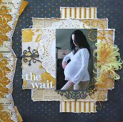 The Wait *Scrap That! NOV kit*