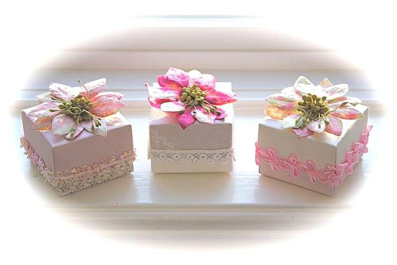 Easter Treat Boxes *Pion Design/Green Tara*