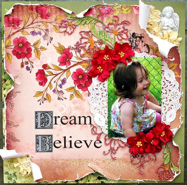 Dream *OUAS/ Meg's Garden/ Dusty Attic/ Helmar*