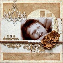Dreamer (Swirlydoos/ Dusty Attic)