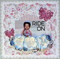 Ride On (C'est Magnifique kits)