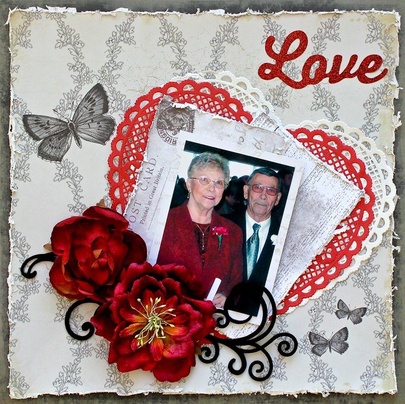 Love (C'est Magnifique)