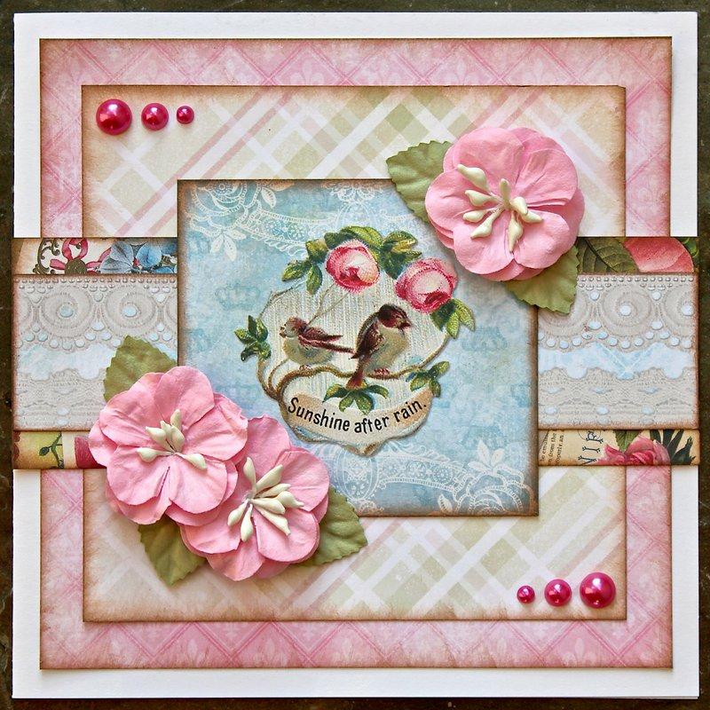 Spring Card (C'est Magnifique)