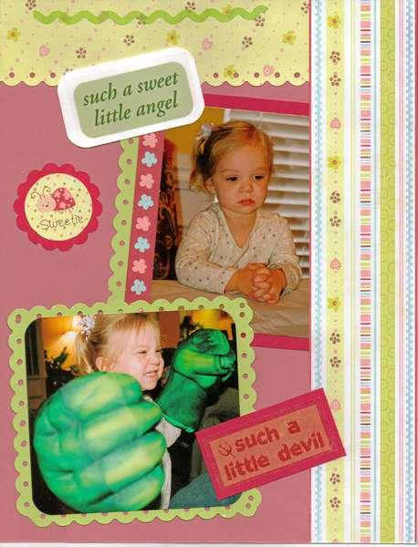 Little Girl pg 2