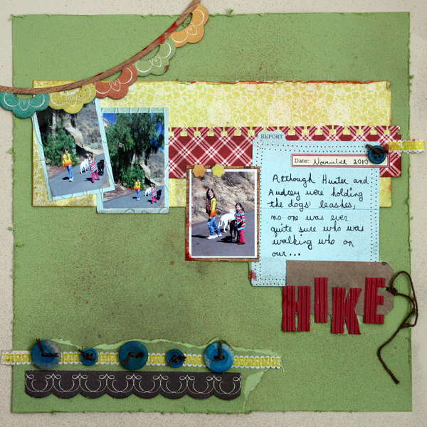 Hike - **Birds of a Feather Kit Club**