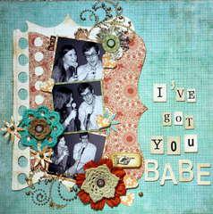 I've Got You Babe - Sketchabilities #49