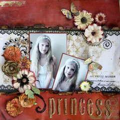 Princess - Let's Capture Our Memories
