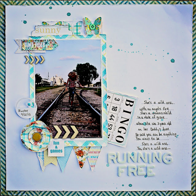 Running Free - Pretty Little Studio