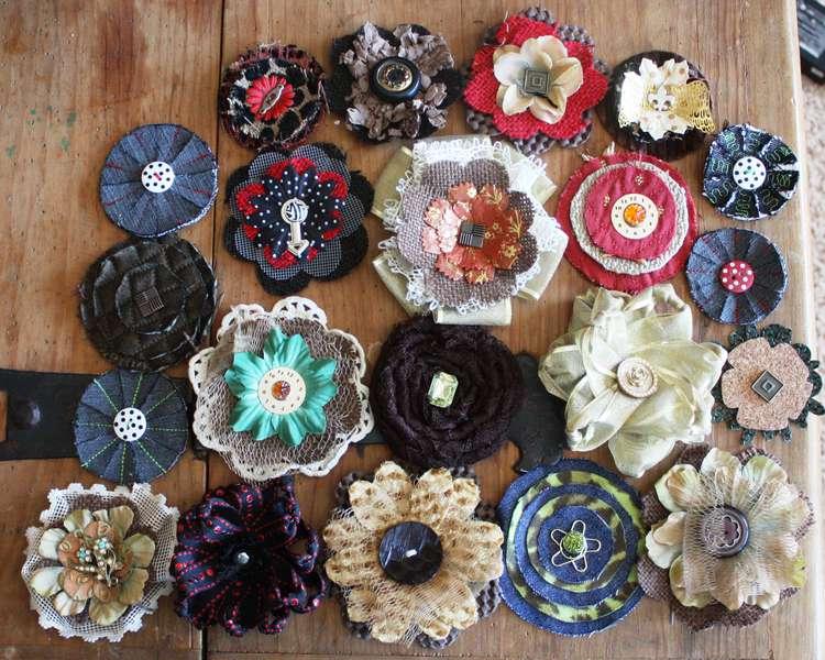 SS Handmade Flowers