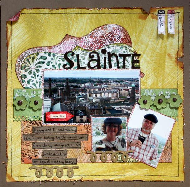 Slainte - Birds of a Feather Kit Co.