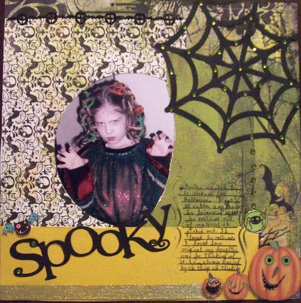 Spooky Medusa