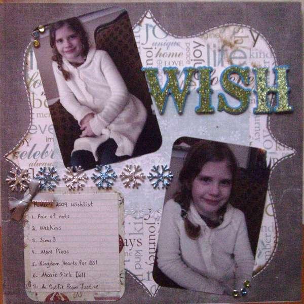 Wish(list)