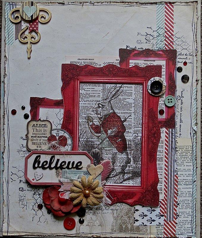 Believe by Megan Gourlay
