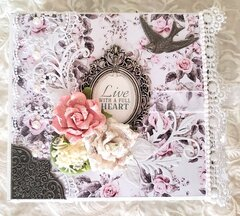 Rose Quartz  Mini Album