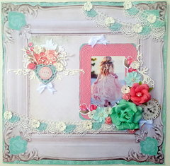 Shabby Chic Wedding LO