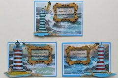 Beach June-ATC-Swap-Nautical