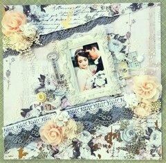 """""""Tender Moments"""" for a June Bride"""