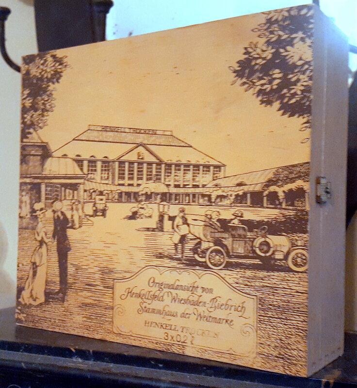 original cigar box