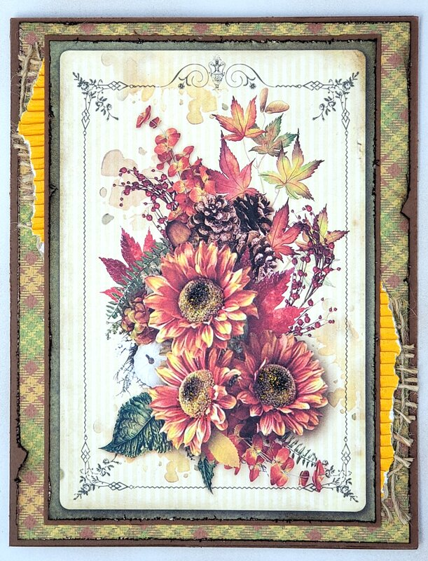 Autumn card #1
