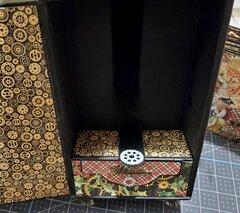 G45 altered cigar box