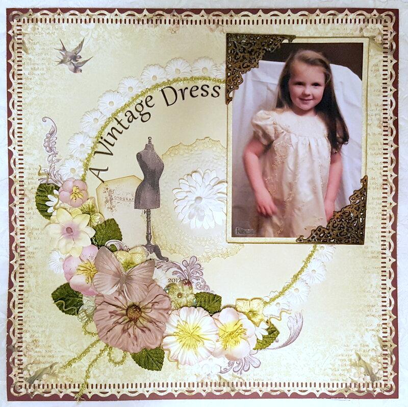A Vintage Dress