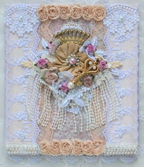 Shabby Chic RR page for Linny