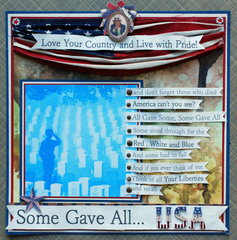 """""""Some Gave All"""" wk 43/52"""